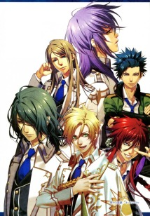 The boys of Kamigami no Asobi